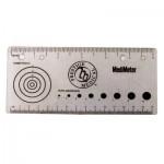MediMeter ruler