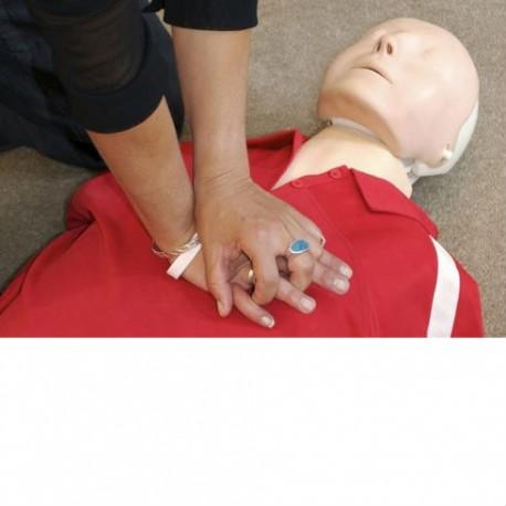 Hjertestarterkursus - 3 timer - 15 personer
