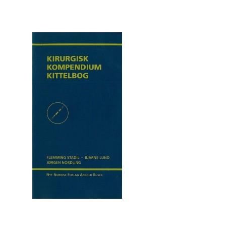 Kirurgisk Kompendium Kittelbog