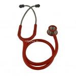 Stetoskop - Klassisk Pædiatri, rød - 4 års garanti