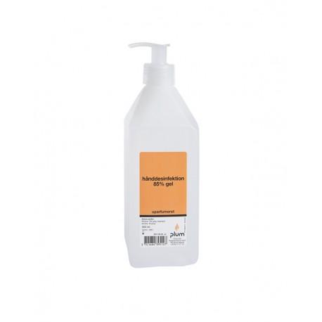 PLUM Alcogel 85% 600ml dispenser