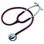 Stetoskop - Klassisk PRO, Burgundy - 4 års garanti