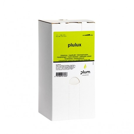 Plum Plulux håndrens, 1,4 L karton (0718)