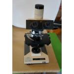 BRUGT: Olympus BH-2 mikroskop med tilbehør