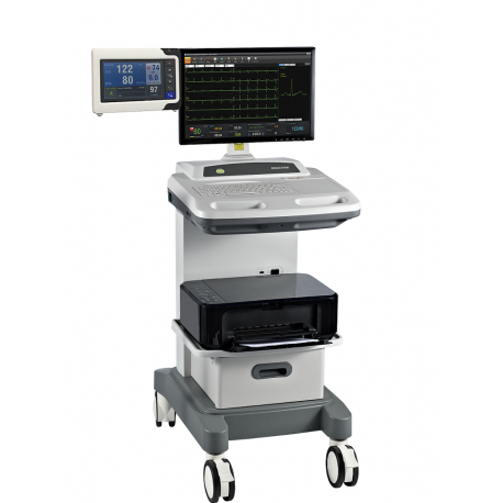 EDAN Workstation, Arbejds-EKG station