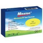 Mission Kolesterol Teststrimler CHOL Total kolesterol, 5stk.