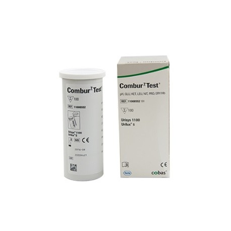 Combur 7 - urintest - 100stk.