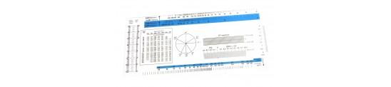 Rulers measuring