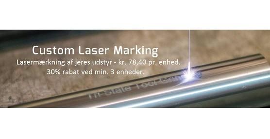 Lasermarking