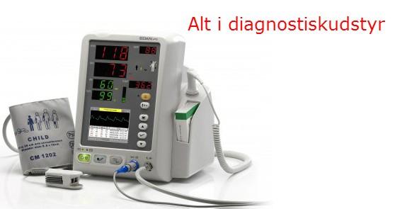 Diagnostiskudstyr