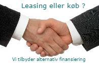 Leasing - hos MEDshop.dk