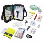 Rescue Roll (Bil) - nødhjælpstaske m. indhold.