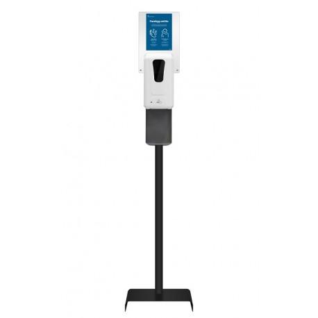 Trådløs Håndsprit dispenserstation på stander