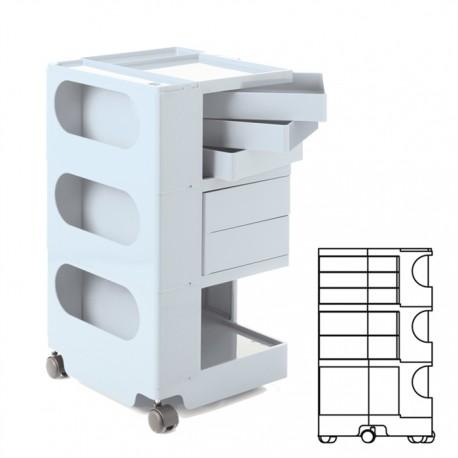 Boby Storage Trolley