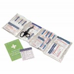 Refill, first-aid, assortment DIN 13 157