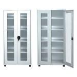 Instrument Cabinet 180x80x40, lockable, glass doors