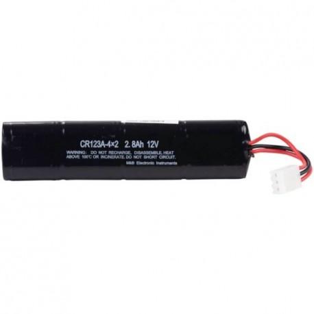 Batteri til AED7000 Lifetek