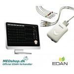 Se-1515 PC-EKG-system with interpretation