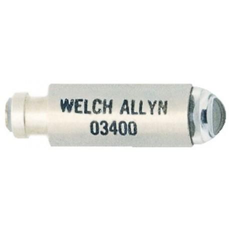 Welch Allyn pære 03400 - til pocketscope