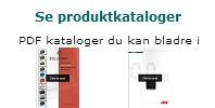 Bladre kataloger - produkter